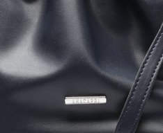 Bolsa Saco Retrô Azul