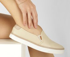 Tênis Paula Slip On Bone