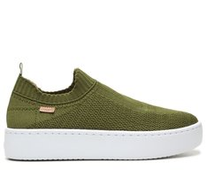 Slip On Verde Stretch