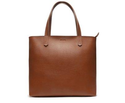 Bolsa Shopping Marrom Lisa