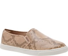 Tênis Slip On Cobra Nude