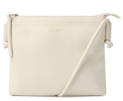 Crossbody Branca Slim Quadrada