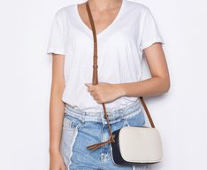 Crossbody Firenze Tricolor