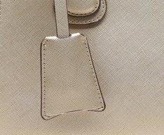 Bolsa Mini Tote Dourada