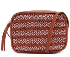 Crossbody Tressê Degradê Vinho