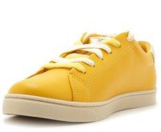 Tênis Capri Cadarço Smiley Amarelo