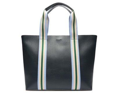Bolsa Shopping Azul Navy Gorgurão