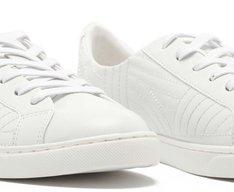 Tênis Matelassê Branco