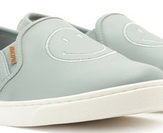 Tênis Slip On Smiley Cielo