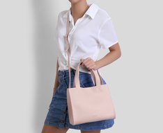 Mini Tote Capri Blush
