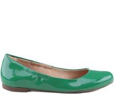Sapatilha Colecione Verde Esmeralda