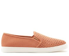 Tênis Slip On Acamurçado Damasco