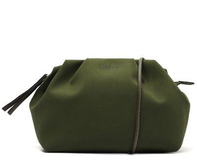 Bolsa Verde Vintage Nobuck