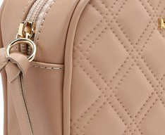 Crossbody Rosa Estruturada