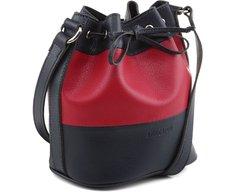 Bucket Luca Azul e Vermelho