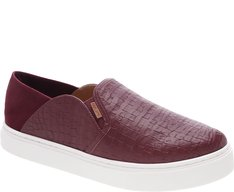 Tênis Slip On Croco Amora