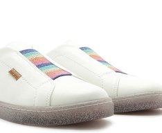 Tênis Paola Slip On Multicolor