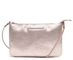 Crossbody Craquelure Rose