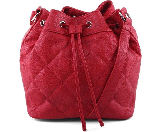 Bucket Pisa Vermelha