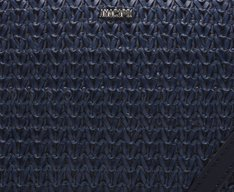 Crossbody Tressê Azul Marinho