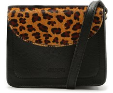 Crossbody Estruturada Animal Print