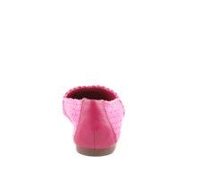 Sapatilha Crochê Rosa