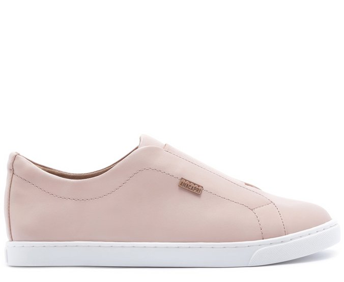Tênis Paola Slip On Quartzo