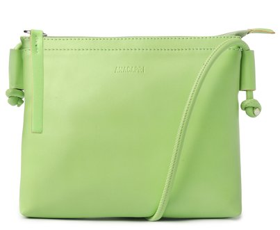 Crossbody Verde Slim Quadrada