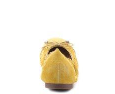 Sapatilha Renda Amarela