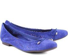Sapatilha Comfy Azul