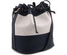 Bucket Luca Azul e Branco