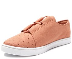 Tênis New Malu Slip On Damasco