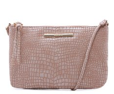 Crossbody Básica Snake Blush