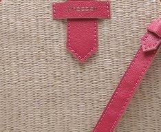 Crossbody Oikia Pink