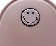Mochila Smiley Blush