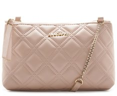 Crossbody Matelassê Corrente Blush