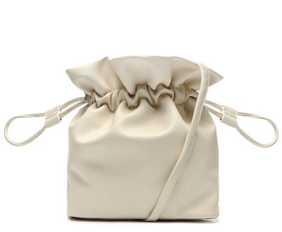 Bolsa Bucket Branco Média