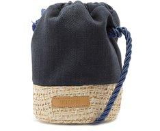 Bucket Linho Azul Marinho