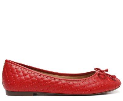 Sapatilha Vermelha Matelassê