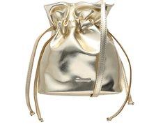 Bolsa Dourada Saco Retrô
