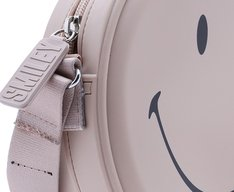Crossbody Redonda Smiley Blush