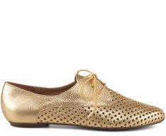 Oxford Retrô Dourado