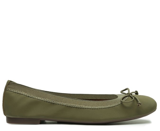 Sapatilha Verde Militar Nobuck SOS