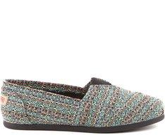 Alpargata Tweed Multicolor