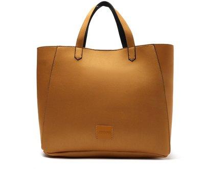Bolsa Shopping Amarela Grande Satim