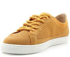 Tênis Amarelo Páprica Knit Luiza