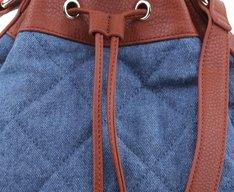 Bucket Pisa Azul Jeans