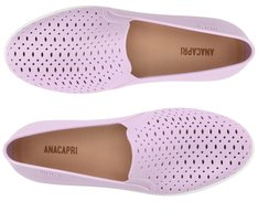 Tênis Slip On Roxo Lavanda Ana Splash