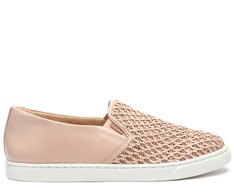 Tênis Slip On Rosa Blush Tressê