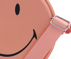 Crossbody Redonda Smiley Solar
